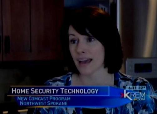 Spokane customer discusses Xfinity Home
