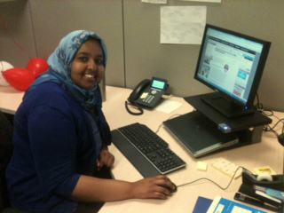 Welcoming a Summer Intern to Comcast: From Bellevue by Way of Somalia