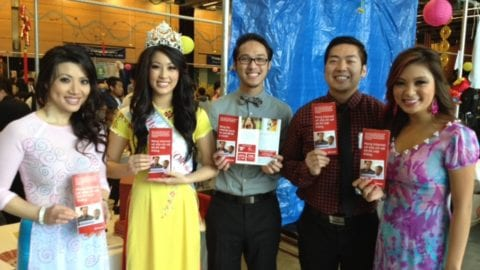 Comcast Sponsors the Vietnamese Lunar New Year Festival at Seattle Center
