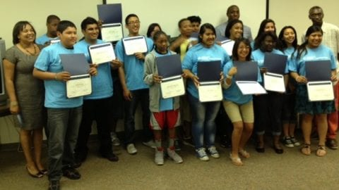 Tacoma Youth Produce PSA & Learn about Tech From Comcast Digital Connectors Program