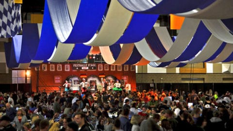 We'll see you at Oktoberfest Oct. 4 – 6 at the state fairgrounds