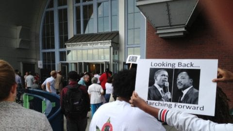 Tacoma Urban League and Others in Community Commemorate March on Washington