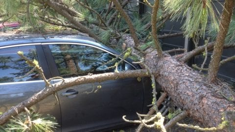 Comcast continues storm damage repairs in Spokane