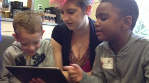 Easter Seals Washington Awarded $25,000 Comcast Assistive Technology Grant to Launch  Mobile Technology Lab