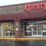 outside photo of Xfinity Store