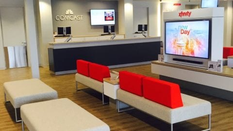Comcast to Open New, Expanded XFINITY Store in Bellingham