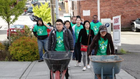 3,000+ Volunteers Expected in Washington State for Comcast Cares Day 2016