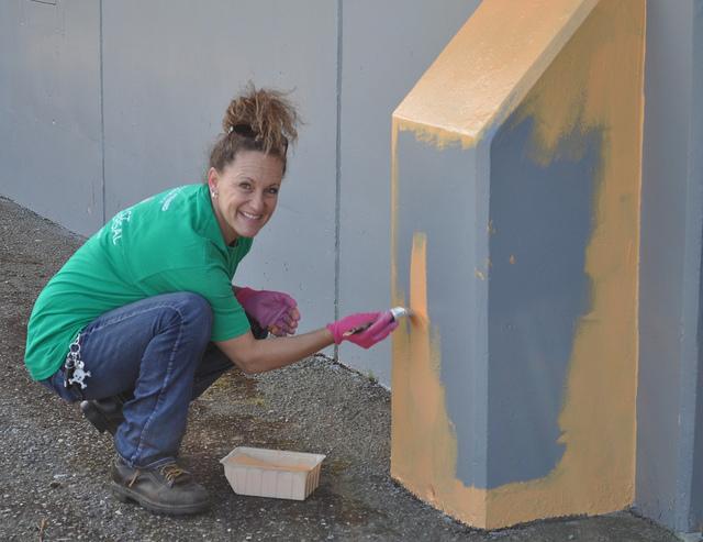 Bremerton painting