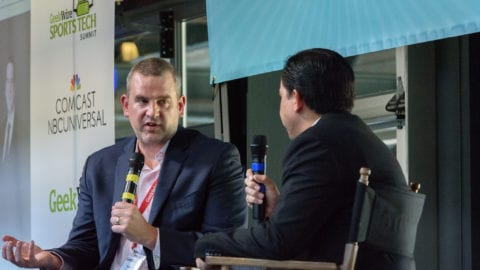 Why Comcast Sponsored the Geekwire Sports and Tech Summit