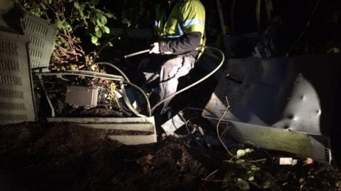 Comcast works to restore service in several Federal Way neighborhoods