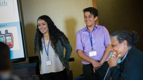 Federal Way High School Students Show Off STEM Skills in Planning for Crisis