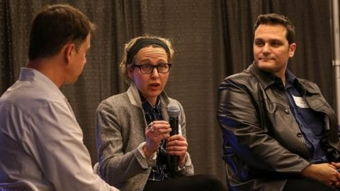 """Comcast Business & TV show """"The Profit"""" embrace small businesses at Seattle event"""