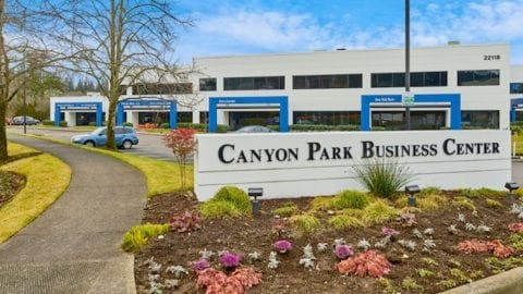 Comcast Business brings speed and reliability to Bothell business parks