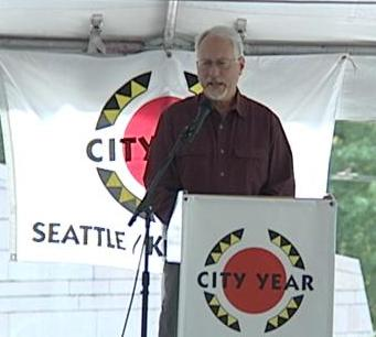 Seattle City Councilman Richard Conlin
