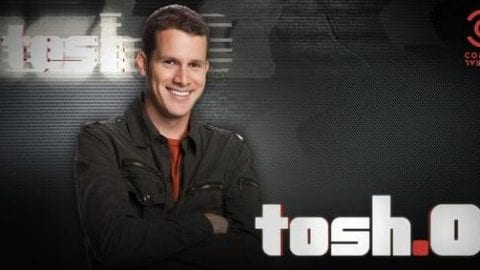 Comedian Daniel Tosh