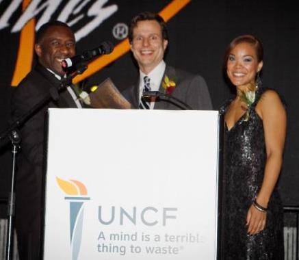 award presented