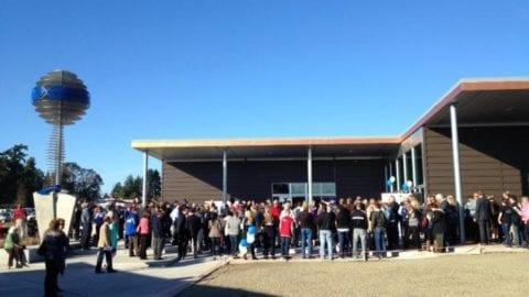 Comcast Joins With Bremerton in Celebrating New Boys & Girls Club