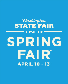 Washington State Fair Spring Fair logo