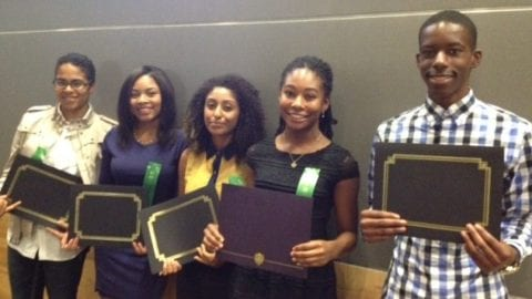 Tacoma/Pierce Students Receive $13,000 in Comcast Technology Scholarships