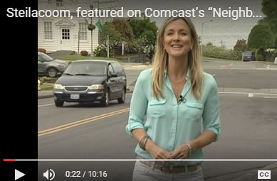 "Washington's Oldest Town, Steilacoom, Featured on Comcast ""Neighborhoods"" Show"