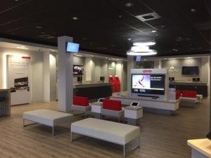 inside photo of Xfinity Store