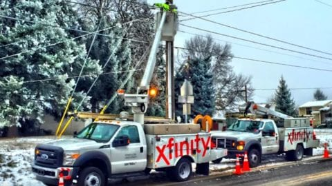 Comcast is Ready to Serve You During Washington Windstorms