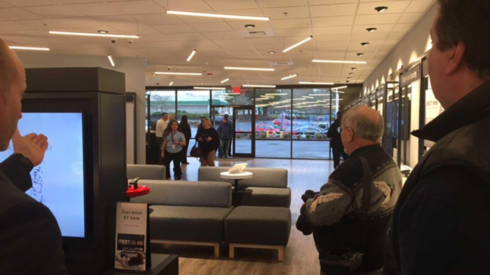 Xfinity Store in Olympia, Washington