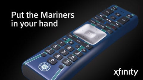 Mariners name Comcast's XFINITY Service its Official Entertainment Provider