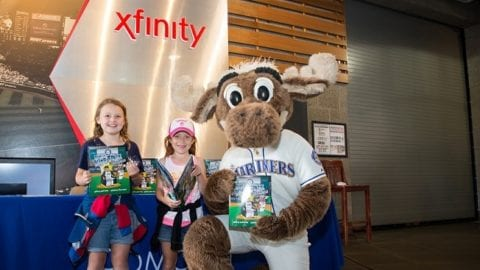 Comcast Rises with King Felix: How a Partnership with the Seattle Mariners and a Children's Book Meant #MooseLove