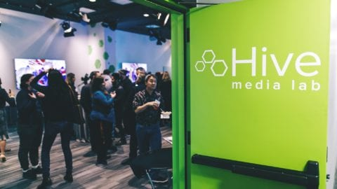 Hive Media Lab Opens in Seattle