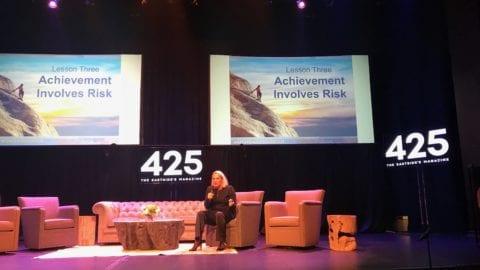 Amy Lynch's 3 keys to being a #lifelonglearner