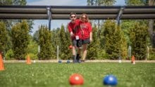Comcast Washington Celebrates People of All Abilities through Bocce Ball