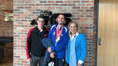 Comcast and Special Olympics Team Washington Discuss the 2018 USA Games in Seattle on New Day Northwest Show
