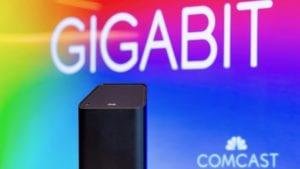 Comcast Now Washington State's Largest Provider of Gigabit Internet