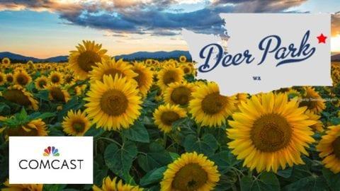 Deer Park Washington Comcast Expansion