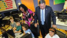 Comcast Washington 2018 investments in nonprofits and community groups.