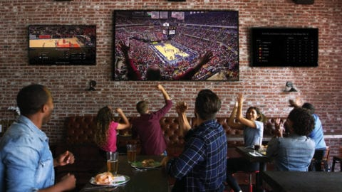 Comcast X1 for Business, March Madness 2019