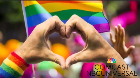 Pride Month Comcast NBCUniversal