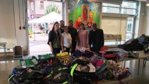 Comcast Supports El Centro de la Raza Back to School Drive