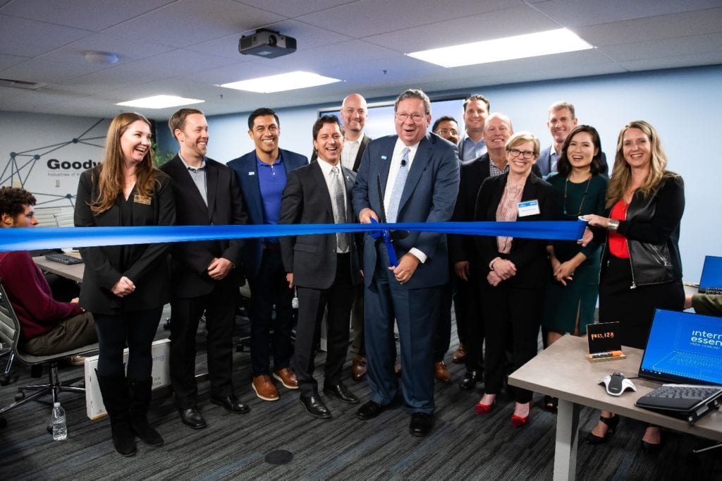 Comcast and Goodwill Job and Tech Training Lab Opening, Internet Essentials 2019 in Washington state