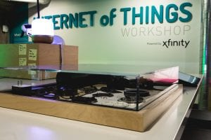 The Internet of Things Workshop Powered by Xfinity at The Living Computers: Museum + Labs