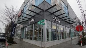 The new Seattle Xfinity retail location in Ballard.
