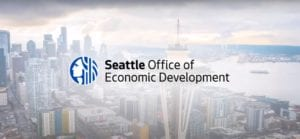 Support for Seattle Office of Economic Development Drives Job Creation